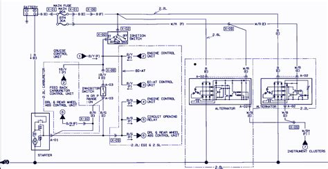 1991 b2600i distributor wiring diagram 38 wiring diagram