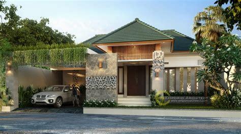 desain rumah mewah elegan lantai   jakarta jasa arsitek