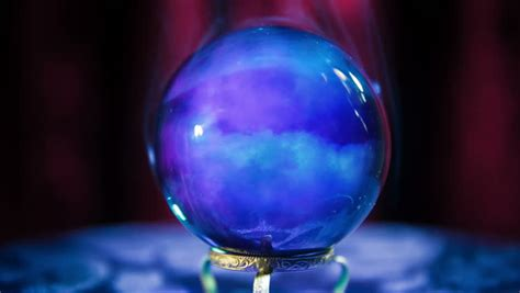 magic crystal ball   stock footage video  royalty   shutterstock