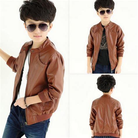 New Fashion Boy Sa51 Brown brown jacket jacket to