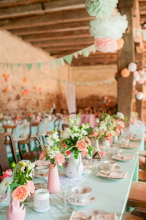 45 Peach & Mint Spring Summer Wedding Color Ideas ? Page 3
