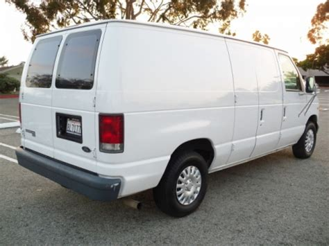 how cars engines work 1998 ford econoline e150 seat position control find a cheap used 1998 ford e150 cargo van in orange county at bass motorsports