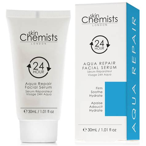 Serum Skin Aqua skinchemists 24h aqua repair serum 30ml free