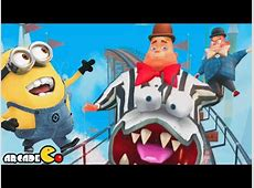 Jack in Boxes at the Villaintriloqusist - Despicable Me ... Minion Despicable Me 2