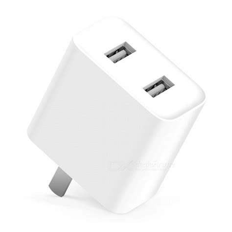 New Original Charger Xiaomi Fast Charging Compatible Asus Lenovo Samsu original xiaomi 2 port usb 2a fast charging portable charger white free shipping dealextreme