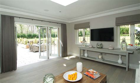 Living Room Extension Cost by What To Consider Before Buying Bi Fold Doors Real Homes