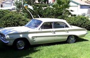 61 Pontiac Tempest Sedans