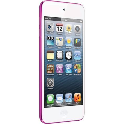ipod touch apple ipod touch 64gb 5th pink quibids
