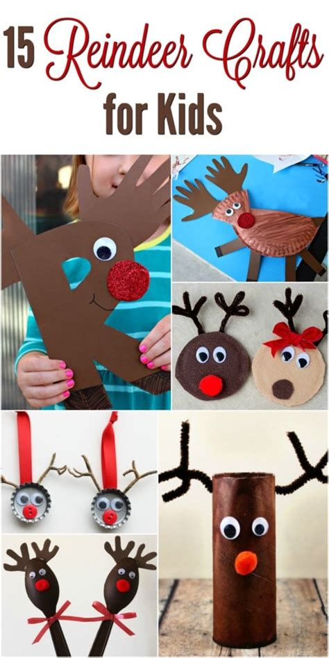 easy reindeer crafts for arts crafts archives page 4 of 4 socal field trips