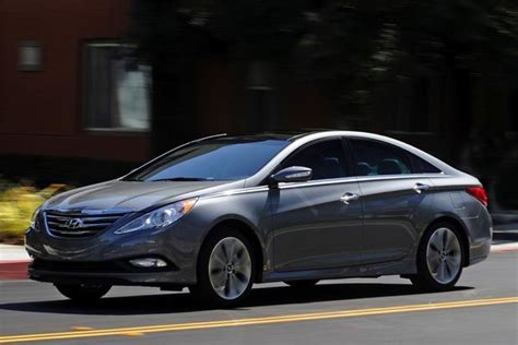 2014 honda sonata 2014 hyundai sonata new car review autotrader