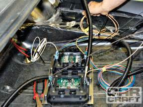 power system automotive wiring systems rod network