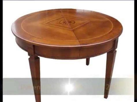 tavoli classici tavolo tavoli classici rotondi ovali su misura apribili