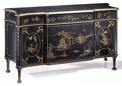 Painted Credenzas And Buffets painted chinoiserie credenza asian buffets and sideboards by inviting home inc