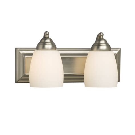 Bathroom Fixtures Canada Galaxy Lighting 724132 2 Light Barclay Bathroom Light Lowe S Canada