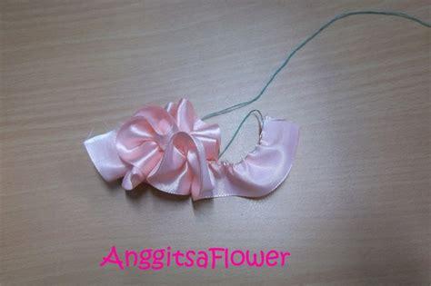 tutorial buket bunga handmade image detail for handmade cara membuat bunga pita