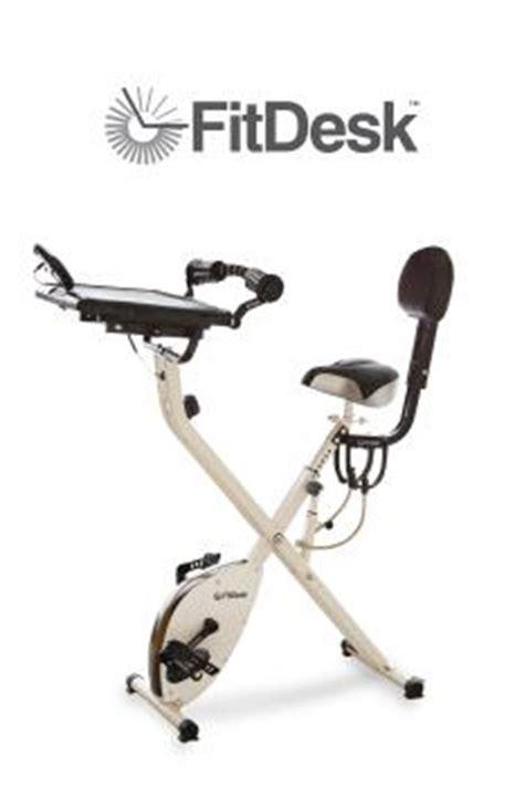 fitdesk bike desk chair amazon com fitdesk v2 0 desk exercise bike with massage