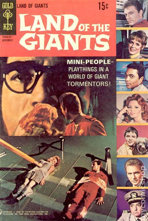 film jadul land of the giant land of the giants 1968 gold key comic books