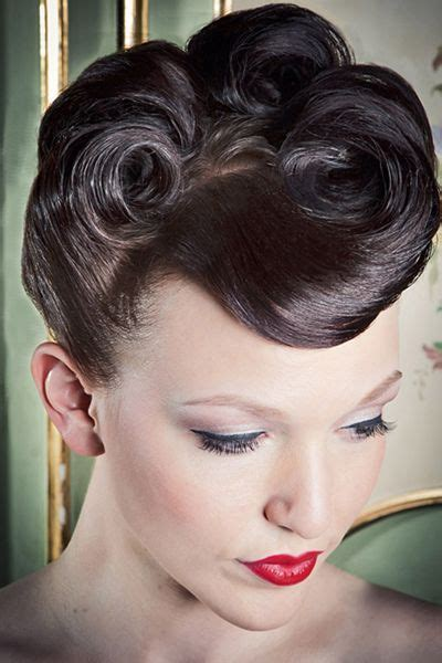 chicago style hair brides vintage 40 s inspired up styles chicago hair