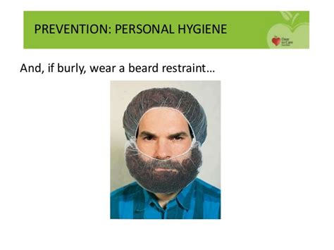 beard length fod safety food safety training for agencies 2012