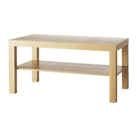 Oak Effect Side Table Lack Coffee Table Oak Effect 90x55 Cm Ikea