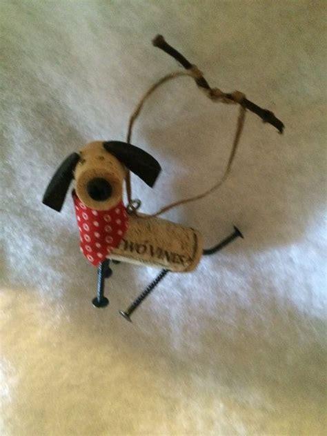 how to make a dog cork ornament 25 unique cork ornaments ideas on wine cork ornaments crafts with corks and corks