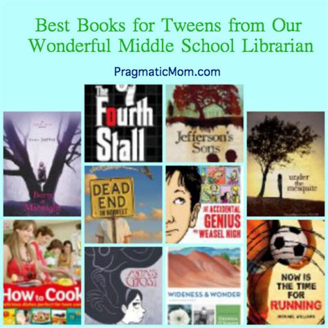 middle school picture books best books for middle schoolers pragmaticmom