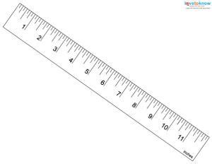 91 free printable rulers in actual size free printable rulers lovetoknow