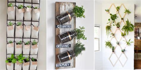 clever diy indoor herb garden ideas