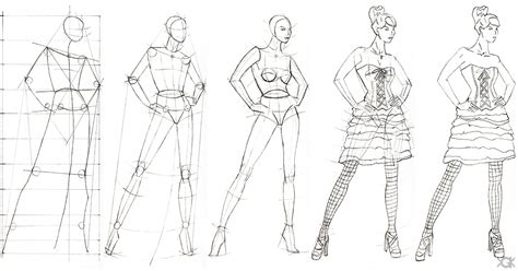 fashion design how to draw sketch of fashion design step by step by vegakavgk on