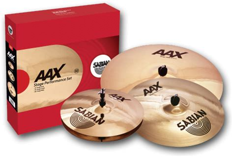 Sabian Aax Limited Edition Cymbal Pack sabian aax performance cymbal pack aax cymbals with free 18 quot crash cymbal ebay