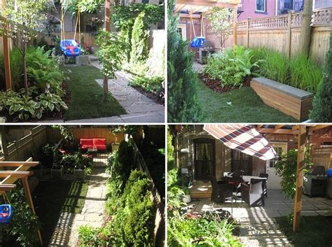 backyard transformation ideas garden design 22701 garden inspiration ideas