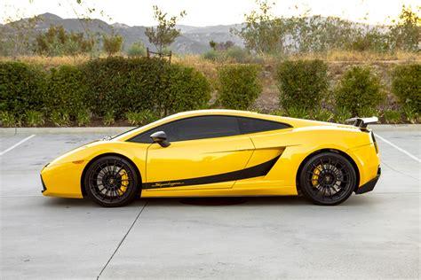 Lamborghini 2008 For Sale Fs 2008 Lamborghini Gallardo Superleggera Giallo Midas
