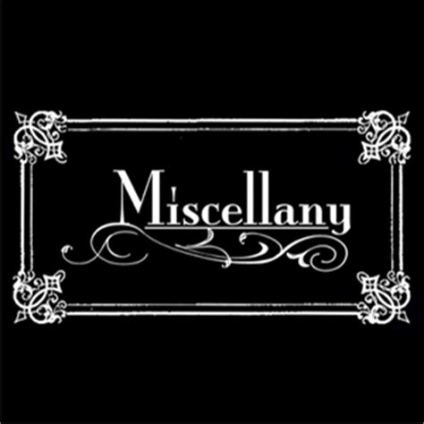 Old Timey Miscellany The Superego Podcast Profiles In
