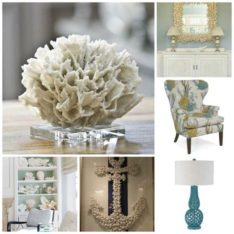 Coastal Home Decor Accessories | coastal accessories hadley court interior design blog