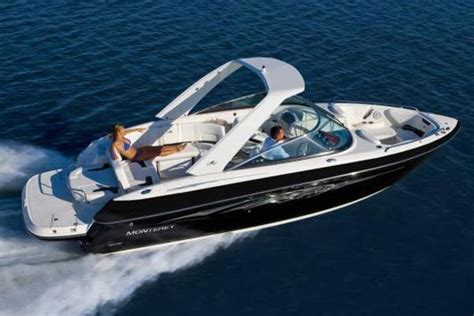 monterey boats support monterey 264 fs boats for sale