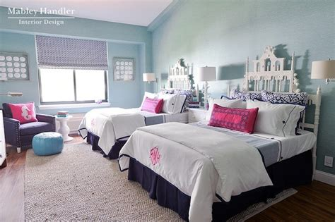 bedroom ideas for 2 teenage girls pagoda headboards contemporary girl s room mabley