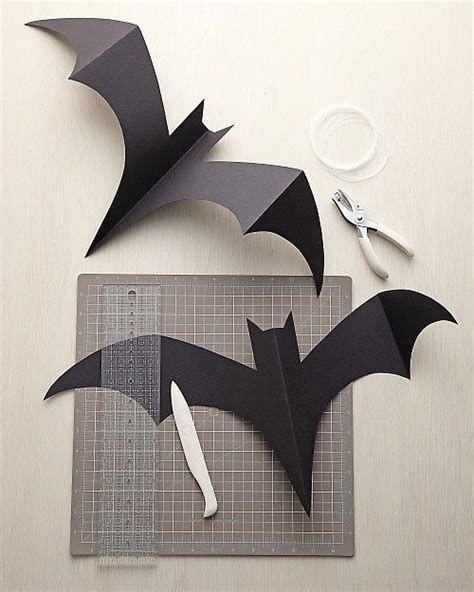 How To Make A Bat With Paper - how to make bats mash