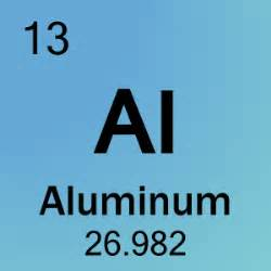 element 13 aluminum science notes and projects