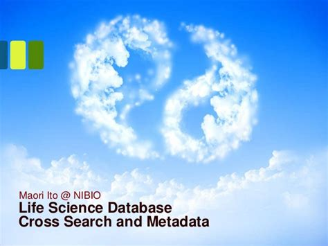 Cross Search Science Database Cross Search And Metadata