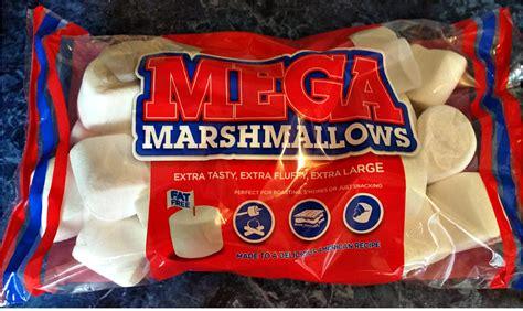 Marshmallow Mega northumberland mam tasty treats with mega marshmallows