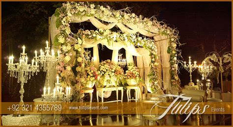 Top 10 Nikah Engagement stage design ideas in Pakistan
