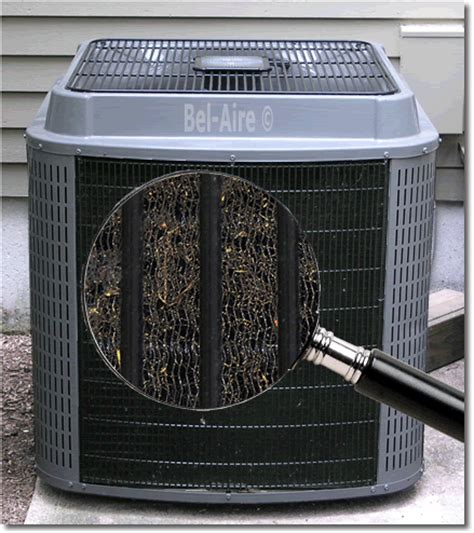 outside air conditioner unit filter permatron central air conditioning wrap around filter 25 x 80