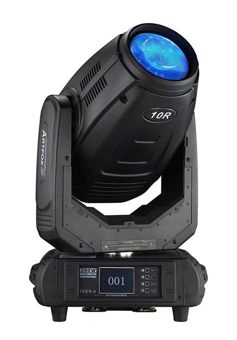 moving head light price india artfox vista 10r beam spot wash 3 in 1 3d effect artfox