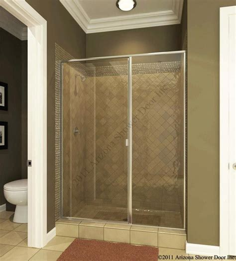 17 Best Images About Semi Frameless Swing Doors On Arizona Shower And Door