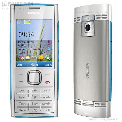 Hp Nokia X2 05 x2 苣i盻 tho蘯 i 苟a n艫ng gi 225 r蘯サ m盻嬖 c盻ァa nokia mainguyen vn