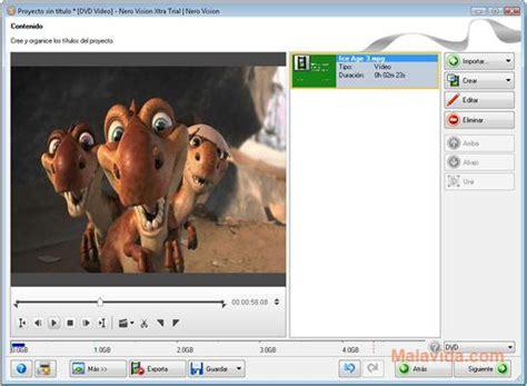 nero video editing software free download full version nero vision xtra com serial