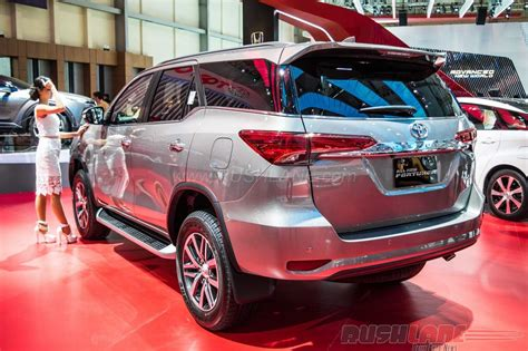 Toyota India Sales Toyota Fortuner Teased Ahead Of India Launch Next Month