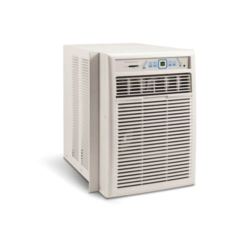 lowes room air conditioner shop frigidaire 12000 btu slider casement window room air conditioner at lowes