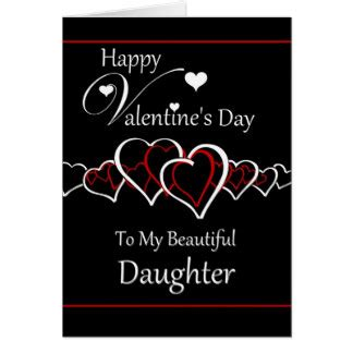 happy valentines day to my daughters happy day gifts on zazzle