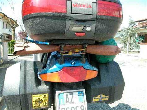 tenda moto carico moto